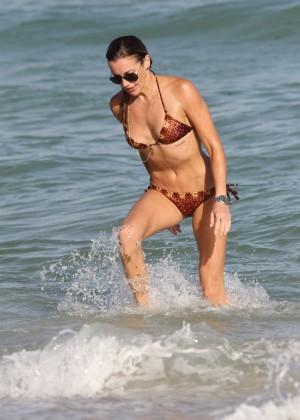Katie Cassidy Hot in Bikini -01