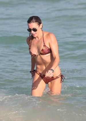 Katie Cassidy Hot in Bikini -05