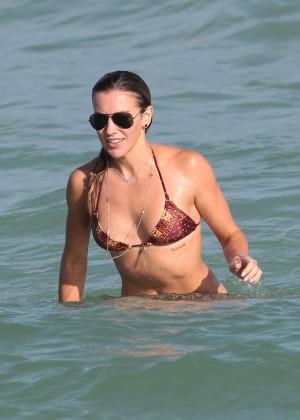 Katie Cassidy Hot in Bikini -08