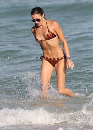 Katie Cassidy Hot in Bikini -10