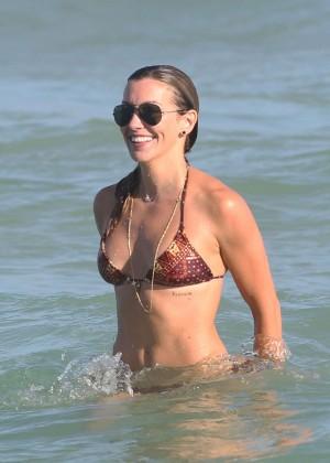 Katie Cassidy Hot in Bikini -11