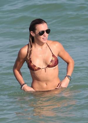 Katie Cassidy Hot in Bikini -14