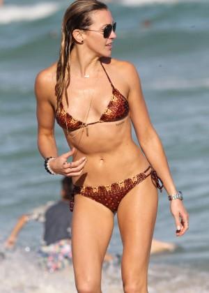 Katie Cassidy Hot in Bikini -15