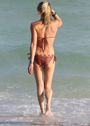 Katie Cassidy Hot in Bikini -16