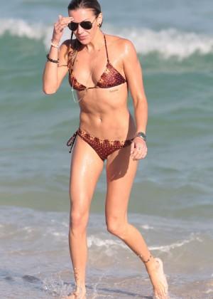 Katie Cassidy Hot in Bikini -22