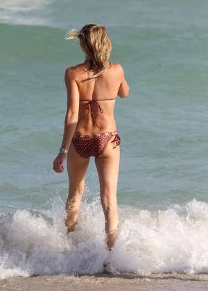 Katie Cassidy Hot in Bikini -26