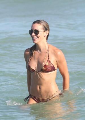 Katie Cassidy Hot in Bikini -33