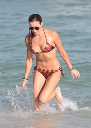 Katie Cassidy Hot in Bikini -37