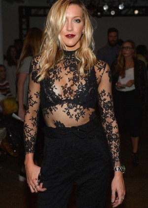 Katie Cassidy - Houghton Fashion Show at Spring 2016 NYFW