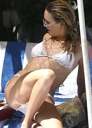 Katie Cassidy in a Bikini -01