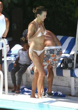 Katie Cassidy in a Bikini -04
