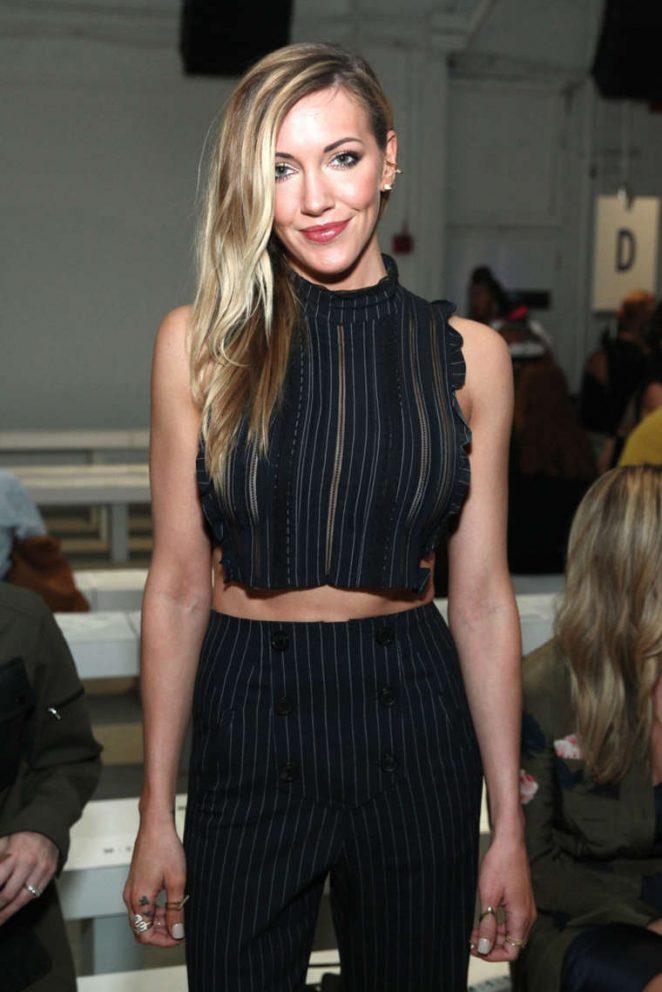 Katie Cassidy – Marissa Webb Event at New York Fashion Week in NYC