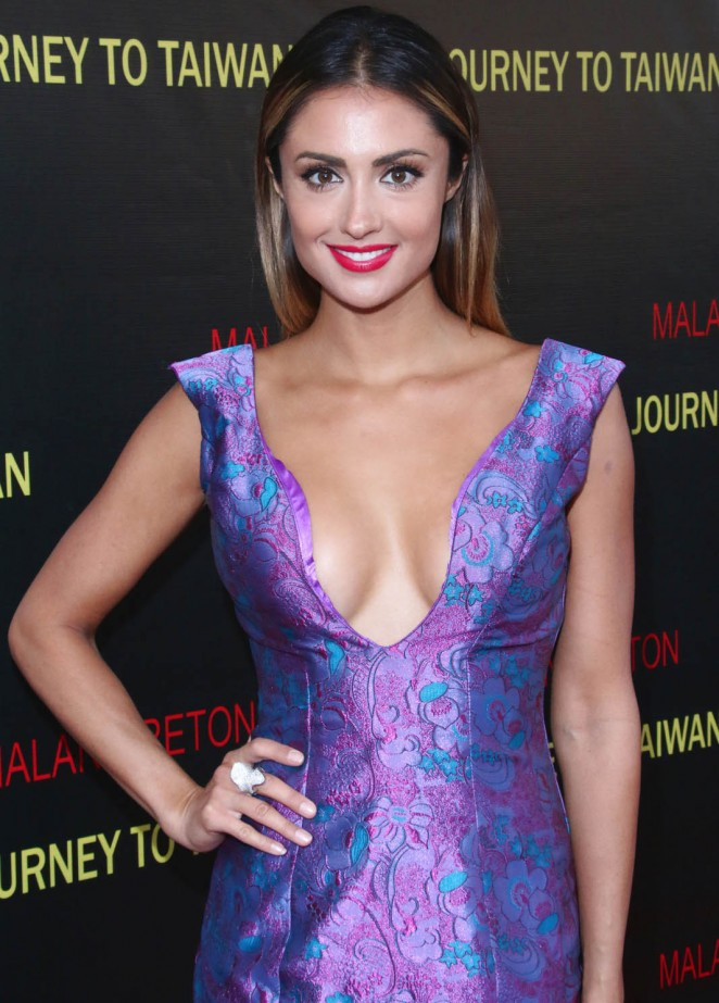 Katie Cleary - 'A Journey to Taiwan' Premiere in LA