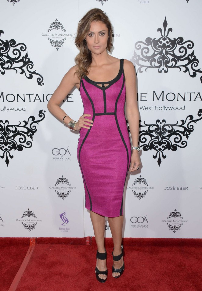 Katie Cleary - Galerie Montaigne Opening in Los Angeles