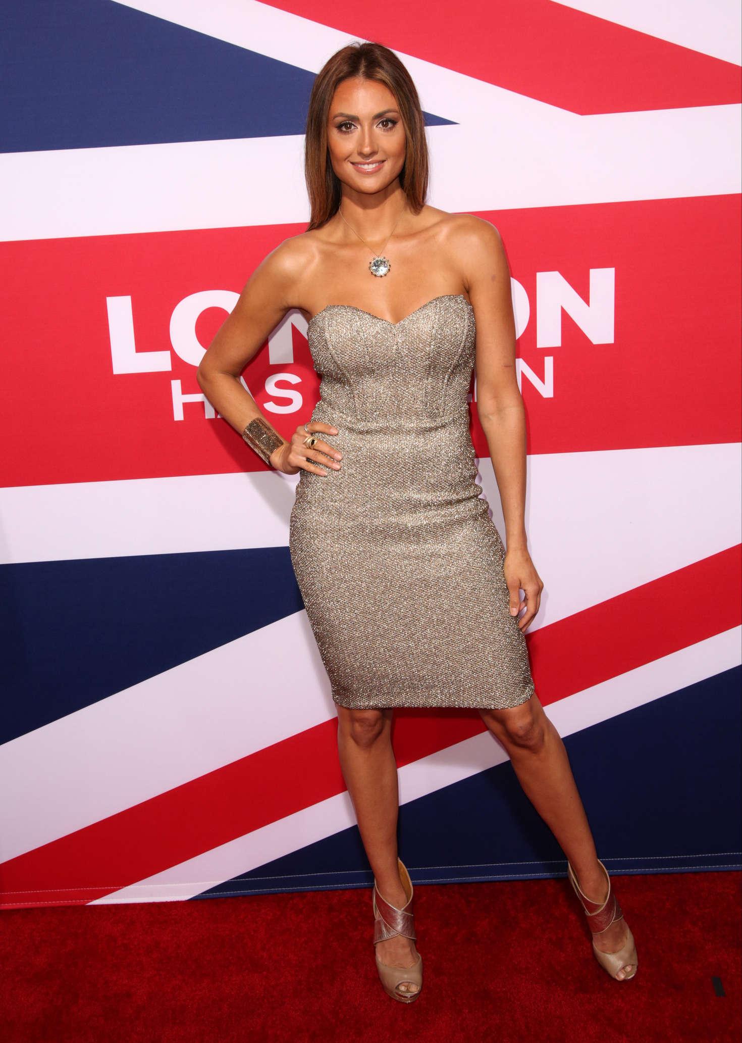 Katie Cleary – 'London Has Fallen' Premiere in Los Angeles ...
