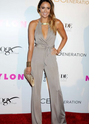 Katie Cleary - NYLON Young Hollywood Party 2015 in Hollywood