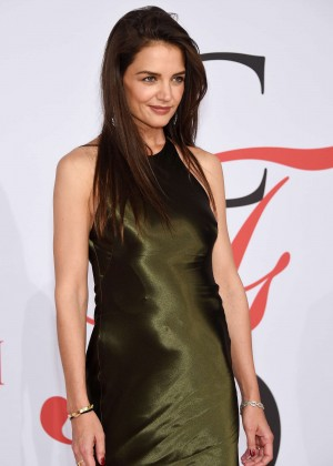 Katie Holmes - 2015 CFDA Fashion Awards in NYC