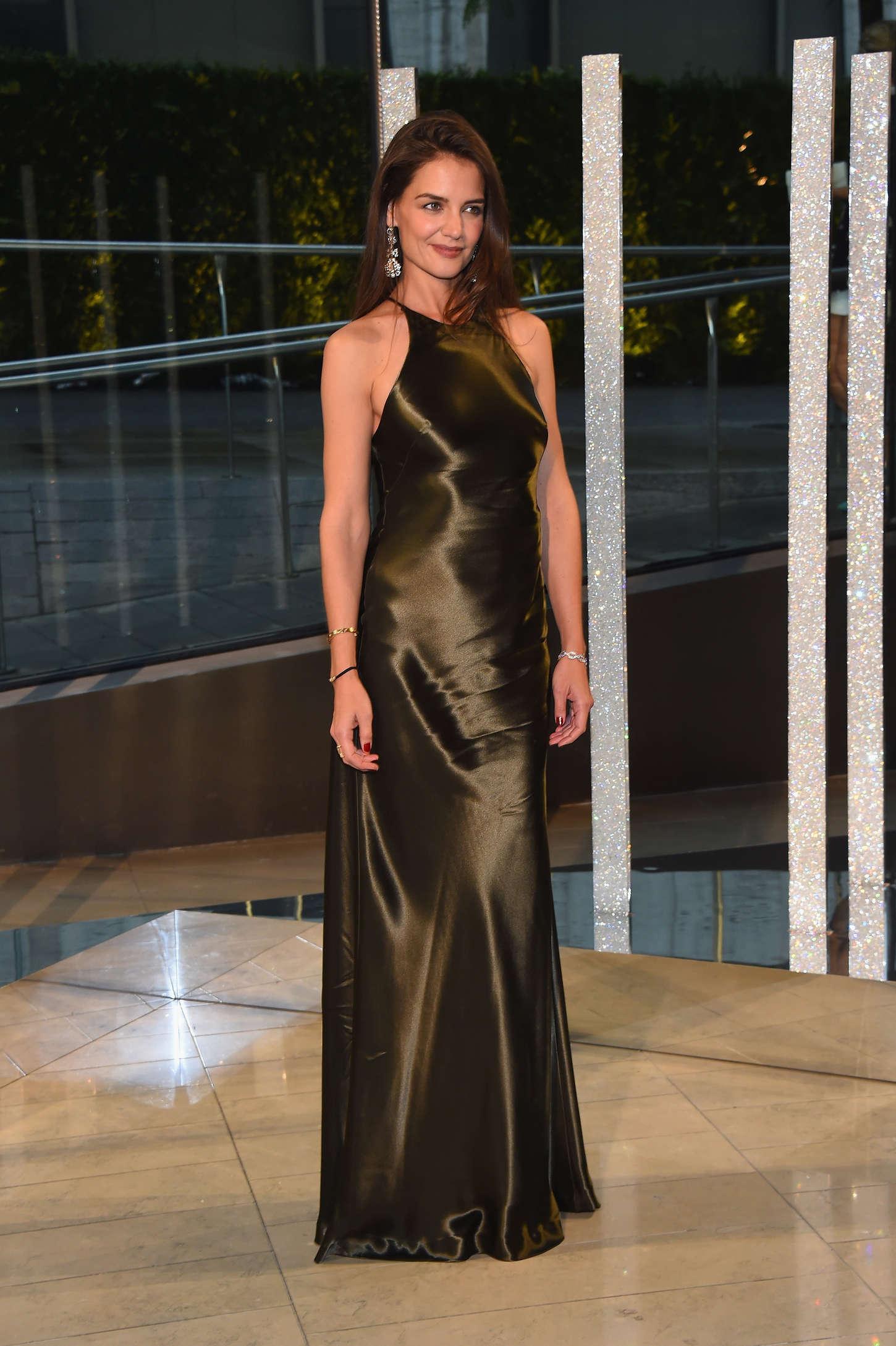 Katie Holmes 2015 : Katie Holmes: 2015 CFDA Fashion Awards -14