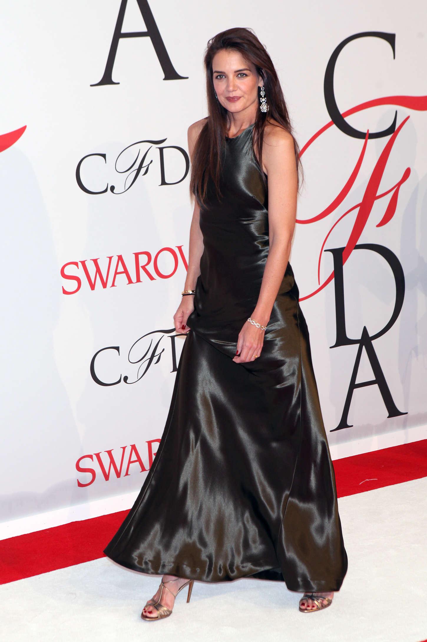 Katie Holmes 2015 : Katie Holmes: 2015 CFDA Fashion Awards -17