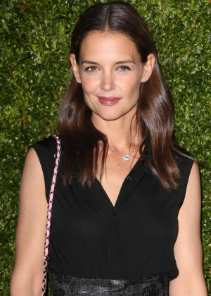 Katie Holmes - 2016 Chanel Tribeca Film Festival Artists Dinner in NY