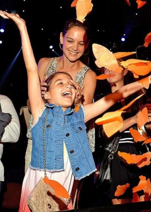 Katie Holmes - Nickelodeon Kids Choice Awards 2015 in Inglewood