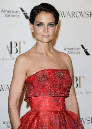 Katie Holmes - ABT Spring Gala 2017 in New York
