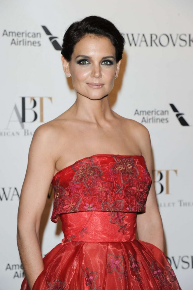 Katie Holmes – ABT Spring Gala 2017 in New York