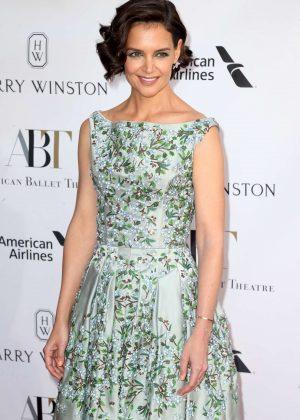 Katie Holmes - American Ballet Gala 2018 in NYC