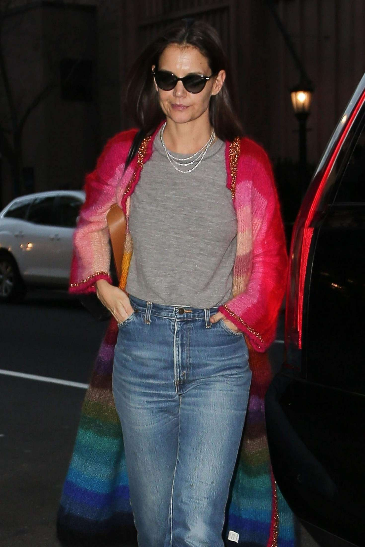 Katie Holmes - Arrives at Serendipity in New York