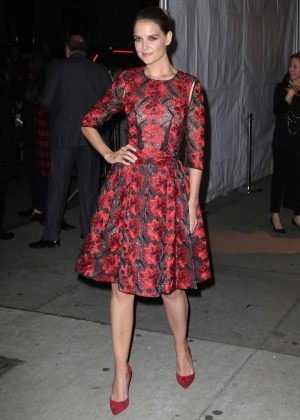 Katie Holmes - Attends at 26th Annual Gotham Independent Film Awards in NY