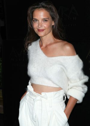 Katie Holmes - Avra Madison Opening Party in New York City