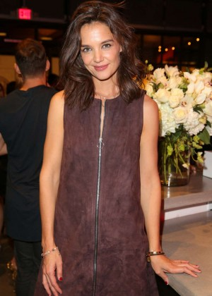 Katie Holmes - Barry's Bootcamp Hollywood Launch in Hollywood