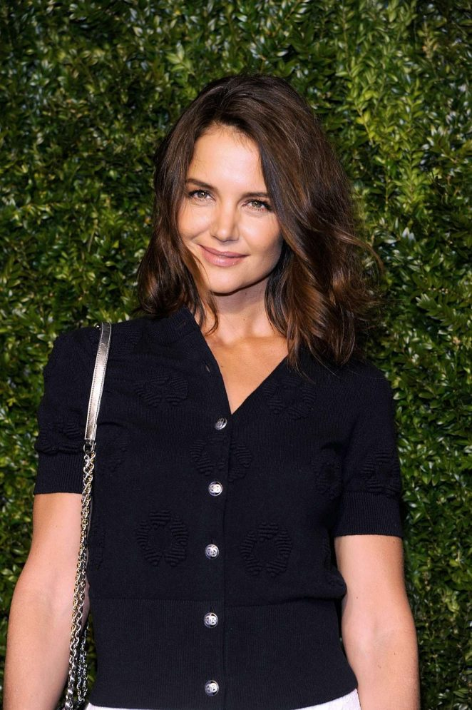 Katie Holmes - Chanel Artists Dinner at 2017 Tribeca Film Festival in NY
