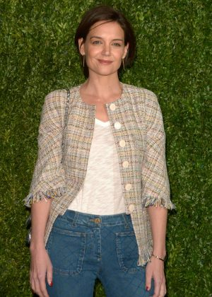 Katie Holmes - CHANEL Tribeca Film Festival Artists Dinner in NY