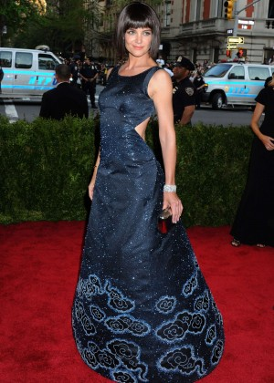 Katie Holmes - 2015 Costume Institute Gala in NYC