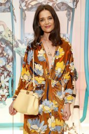 Katie Holmes - Fendi Solar Dream Launch Event in New York