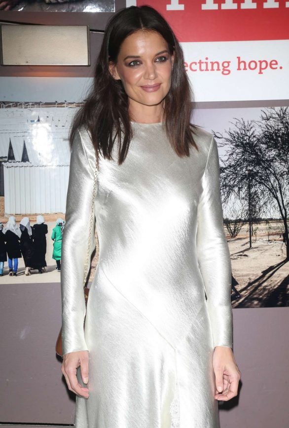 Katie Holmes - FilmAid Power of Film Benefit in New York