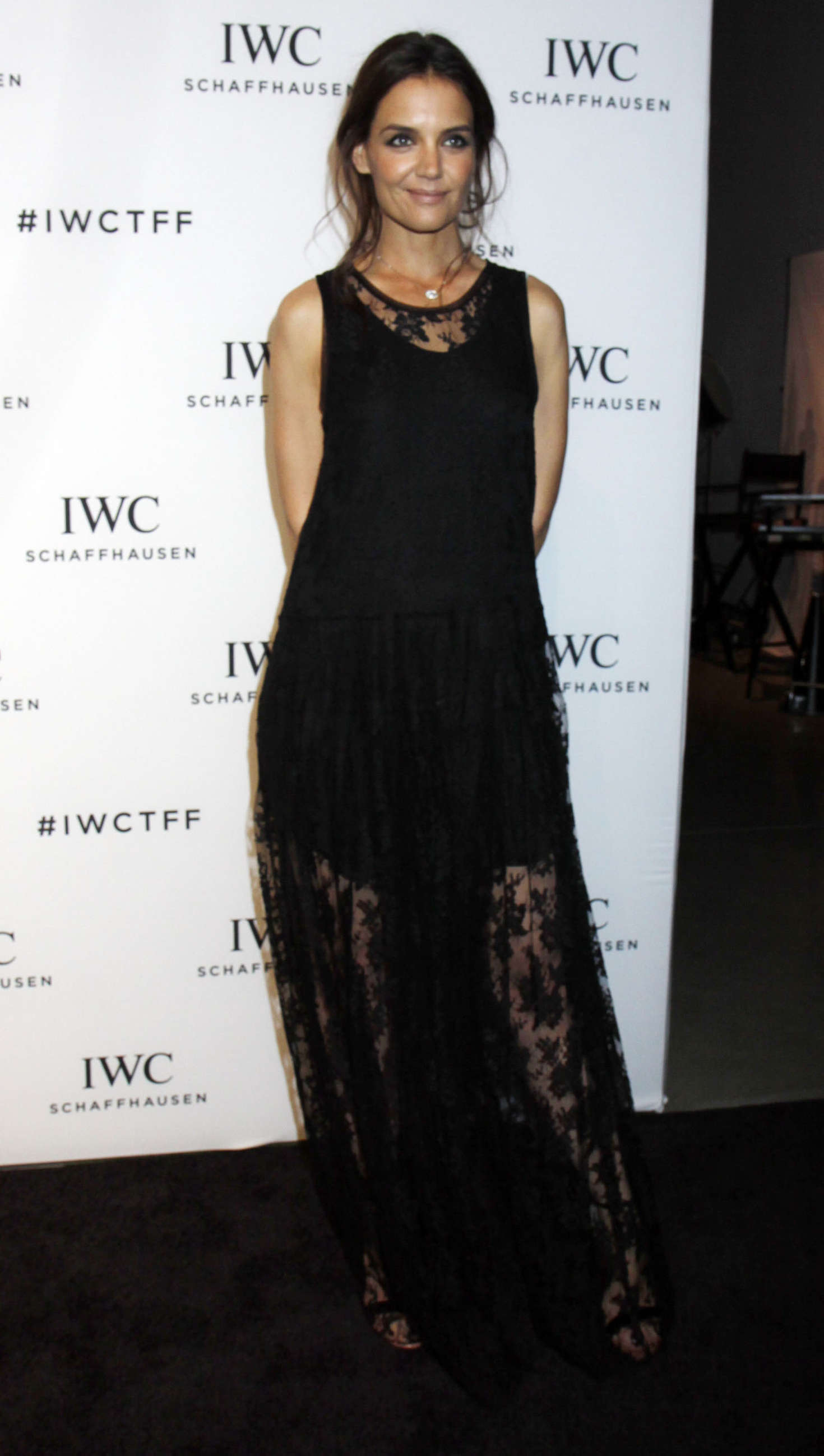 Katie Holmes 2016 : Katie Holmes: For The Love Of Cinema Dinner at Tribeca Film Fest 2016 -01