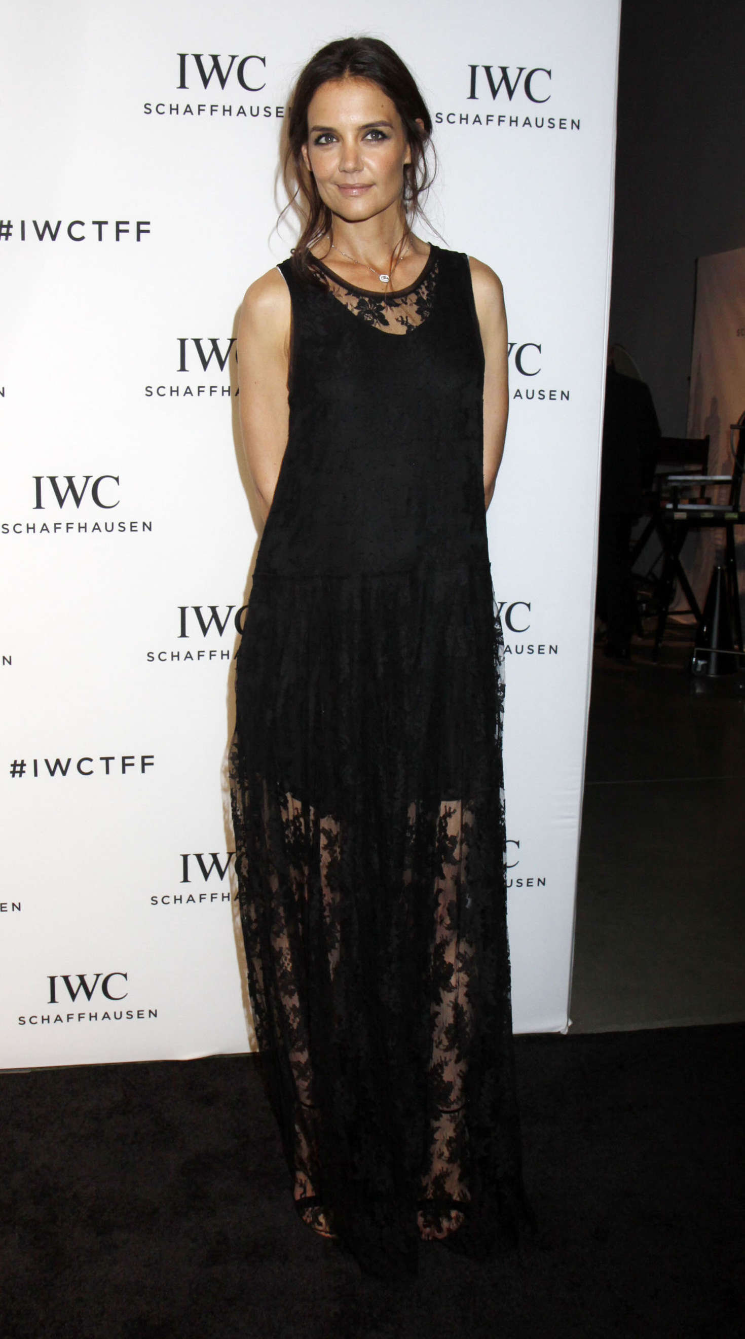 Katie Holmes 2016 : Katie Holmes: For The Love Of Cinema Dinner at Tribeca Film Fest 2016 -05