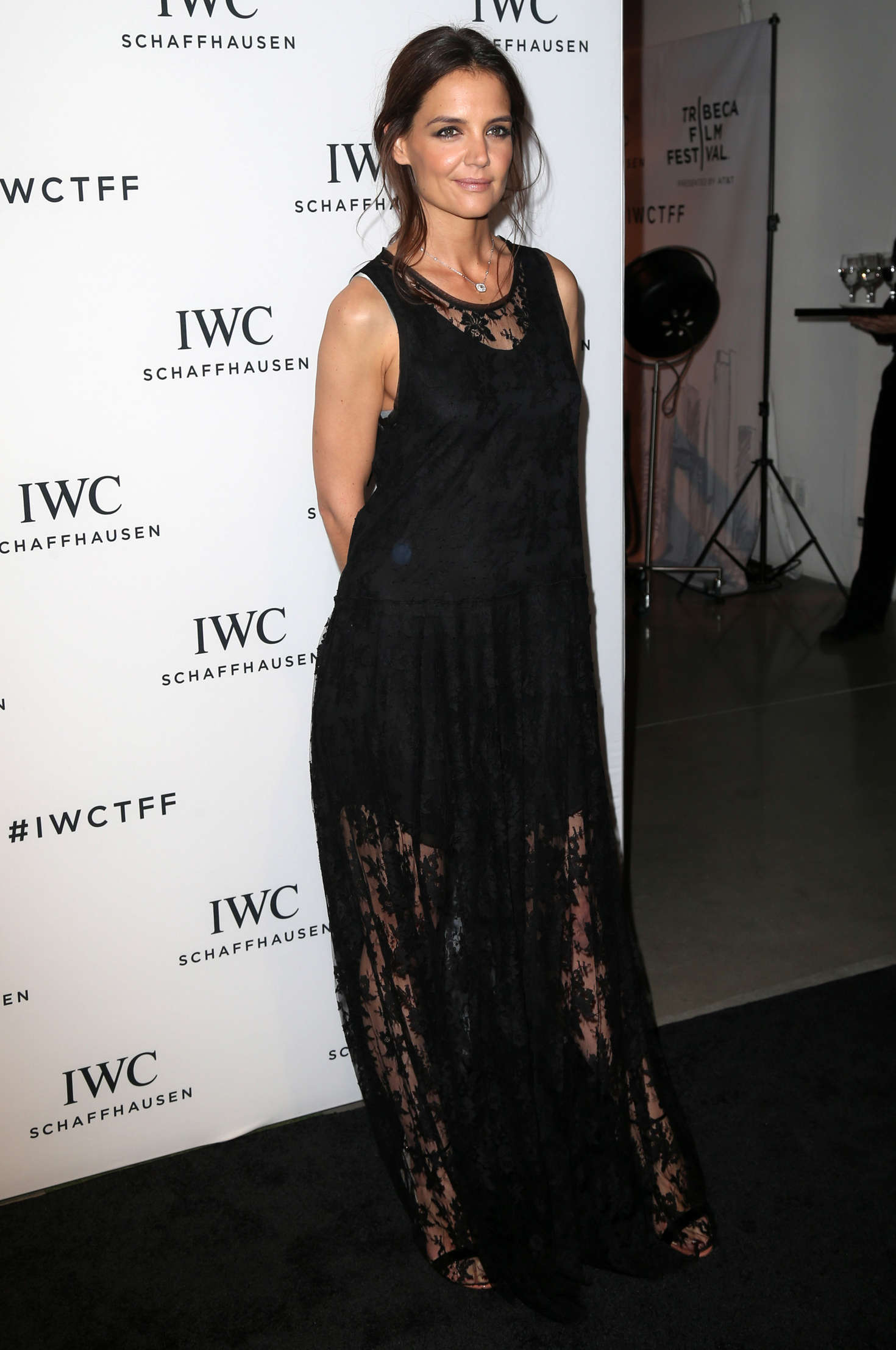 Katie Holmes 2016 : Katie Holmes: For The Love Of Cinema Dinner at Tribeca Film Fest 2016 -11