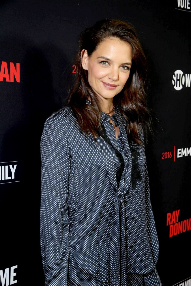 Katie Holmes - 'For Your Consideration' Screening in Hollywood
