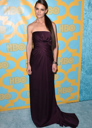 Katie Holmes - HBO Golden Globes 2015 Party