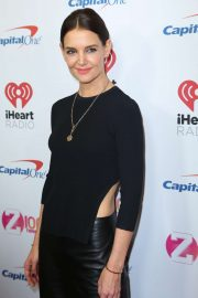 Katie Holmes - iHeartRadio's Z100 Jingle Ball 2019 in New York