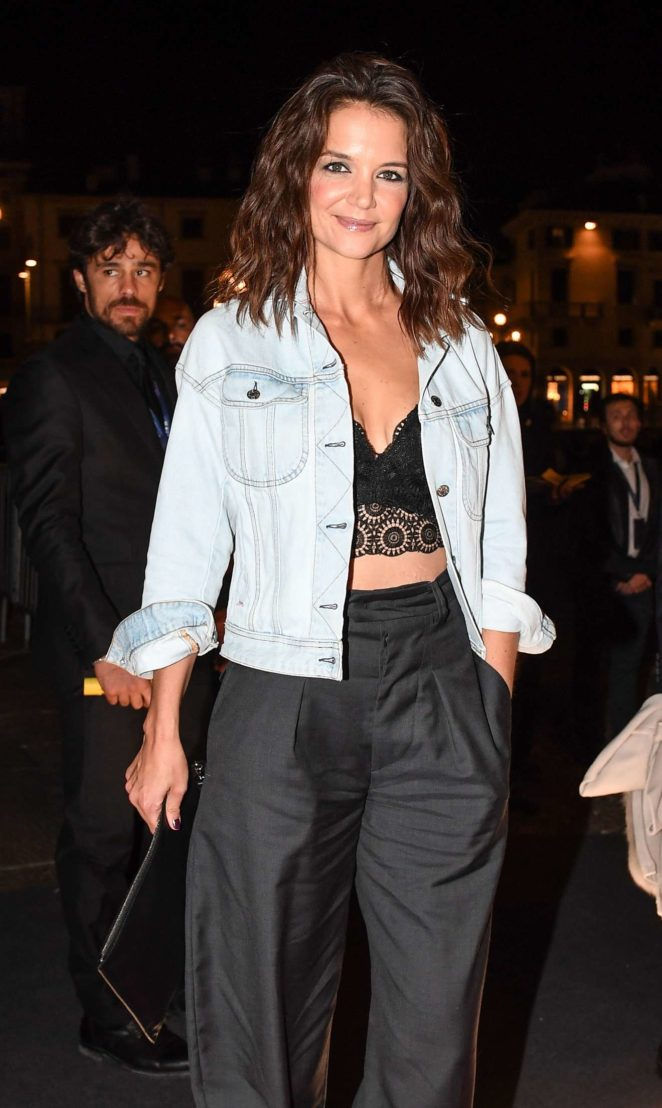 Katie Holmes: Intimissimi On Ice in Verona-06