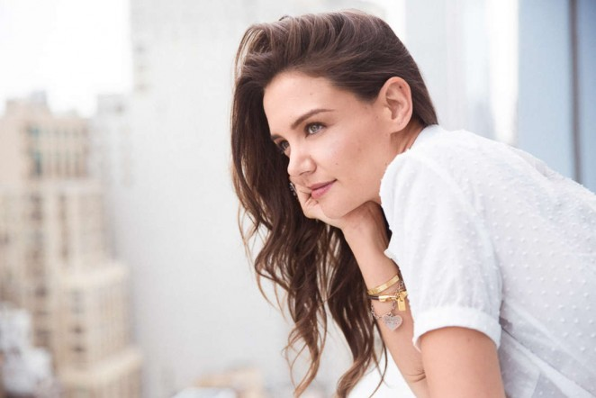 Katie Holmes - Into the Gloss Photoshoot 2015