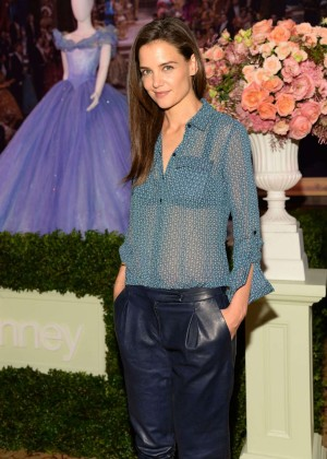 Katie Holmes - Jcpenney Hosts Modern Day Fairy Tale in New York