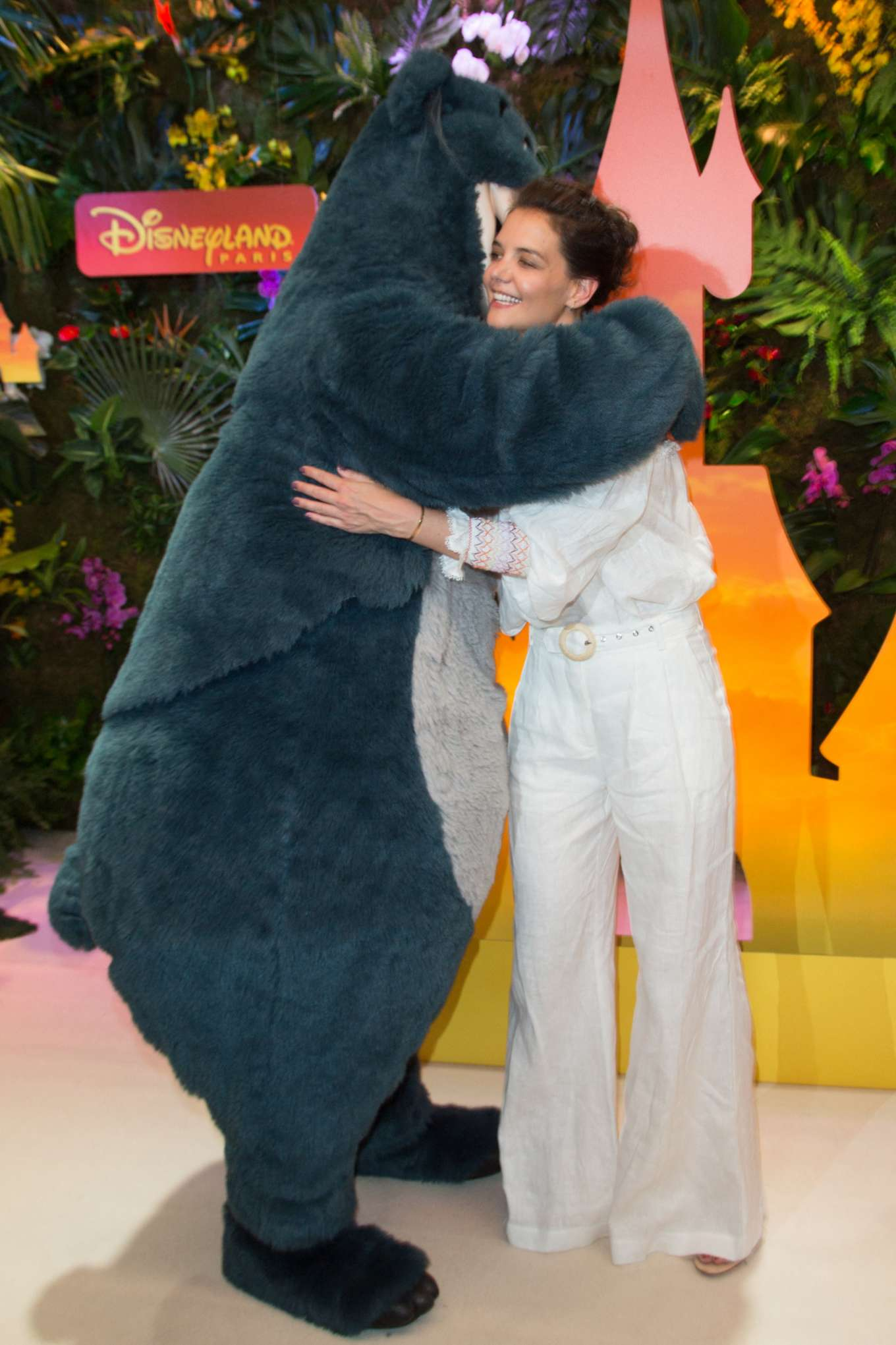 Katie Holmes 2019 : Katie Holmes- Jungle Book Jive Photocall at The Lion King Festival Event-04