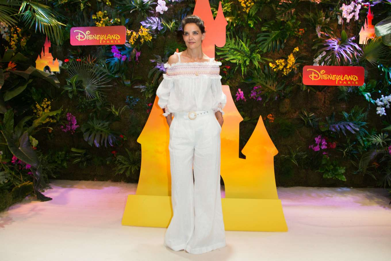 Katie Holmes 2019 : Katie Holmes- Jungle Book Jive Photocall at The Lion King Festival Event-14
