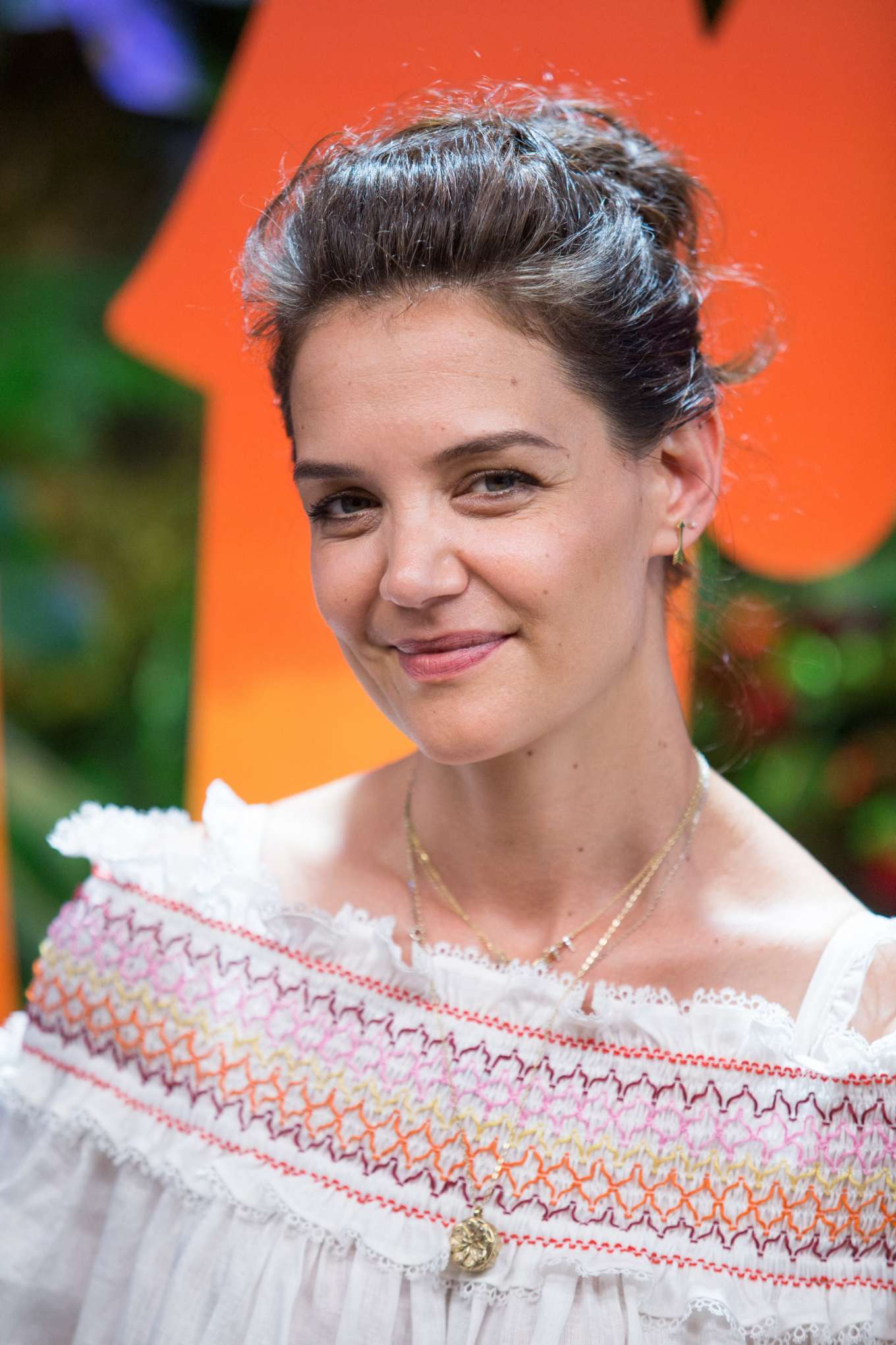Katie Holmes 2019 : Katie Holmes- Jungle Book Jive Photocall at The Lion King Festival Event-17