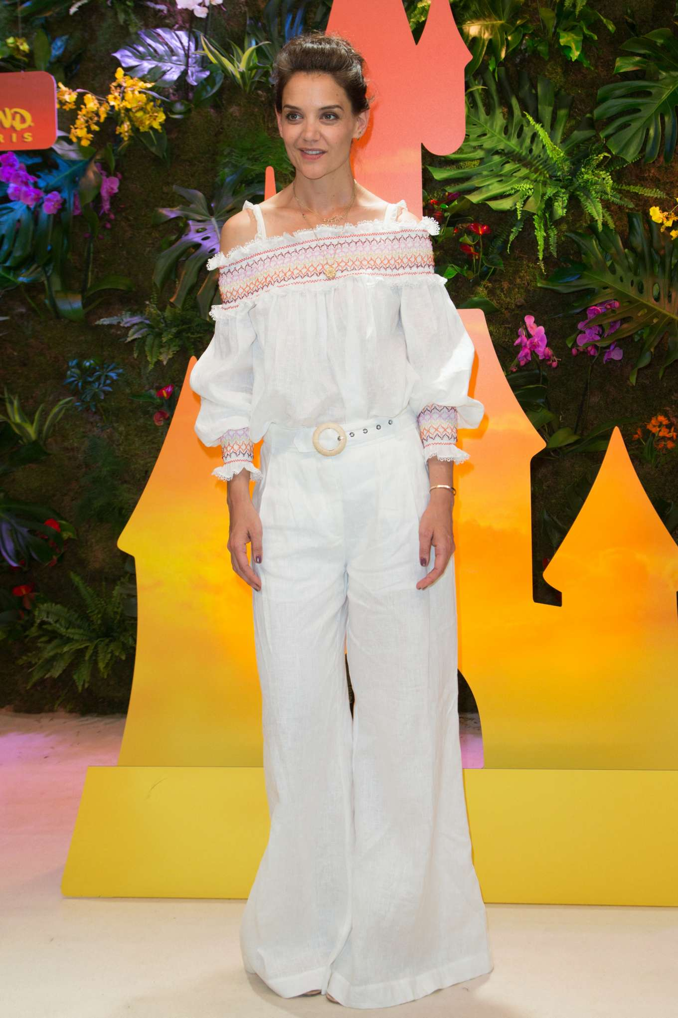 Katie Holmes 2019 : Katie Holmes- Jungle Book Jive Photocall at The Lion King Festival Event-19